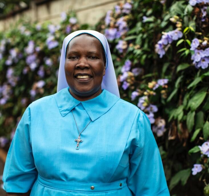 Photo of Sister Pauline