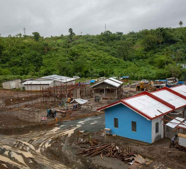 Homes in Anibong.